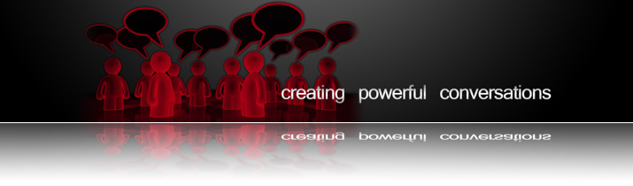 Creating online conversations, interaction and customers since 2000!