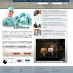 I Teach Nursing MS Website development project