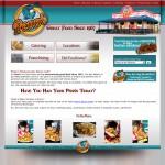 Penns Restuarant Website Design & Marketing