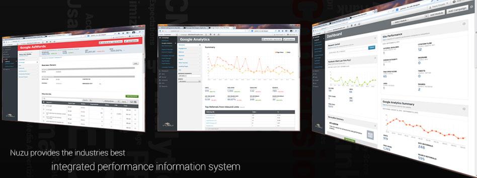 Nuzu provides the industries best website performance audit system